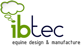 ibtec equine - product design | development | manufacture